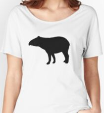 Tapir Women's Relaxed Fit T-Shirt
