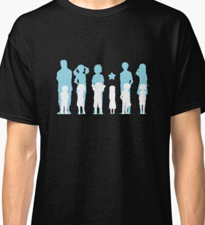 Ano Hi Mita Hana no Namae o Bokutachi wa Mada Shiranai Classic T-Shirt
