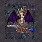 Semiramis - WDi Mascot by MeaKitty
