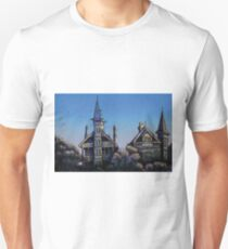 Witches' Houses, Johnston St, Annandale Unisex T-Shirt