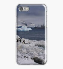 Antarctic adventure iPhone Case/Skin