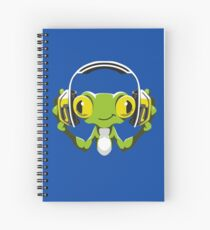 Keep you head up Spiral Notebook