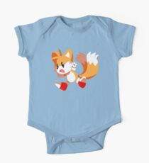 Tails! One Piece - Short Sleeve