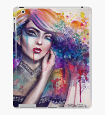 Artist Woman - Trippy Collection iPad Case/Skin