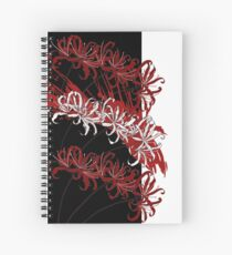 Lycoris Spiral Notebook