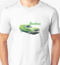 Holden HJ Sandman Panel Van design Unisex T-Shirt
