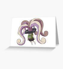 Yo - Kai Watch - Cutta-Nah-Nah #005 Greeting Card