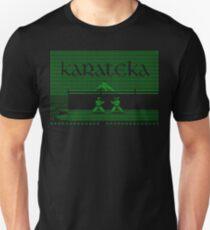 KARATEKA - APPLE II CLASSIC GAME Unisex T-Shirt