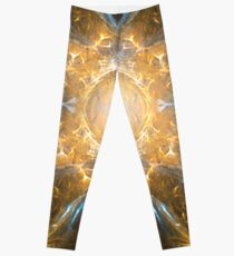 Wheel of Life Leggings