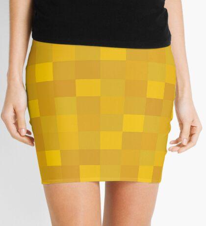 50 Shades of Yellow Mini Skirt