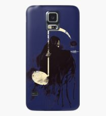 Funda/vinilo para Samsung Galaxy Death Note - Azul