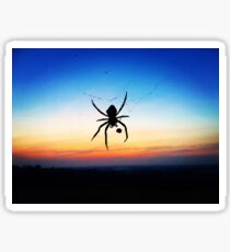 Charlottes web Sticker