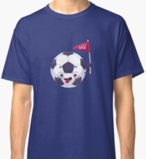 Football Face Classic T-Shirt