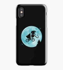 E.T. vs Aliens iPhone Case/Skin