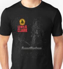 USAC Lewis & Clark Slim Fit T-Shirt