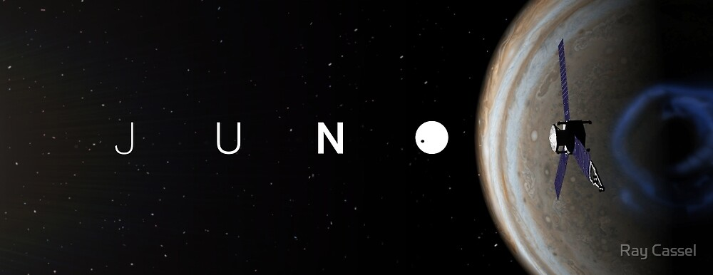 Juno Mission by Ray Cassel