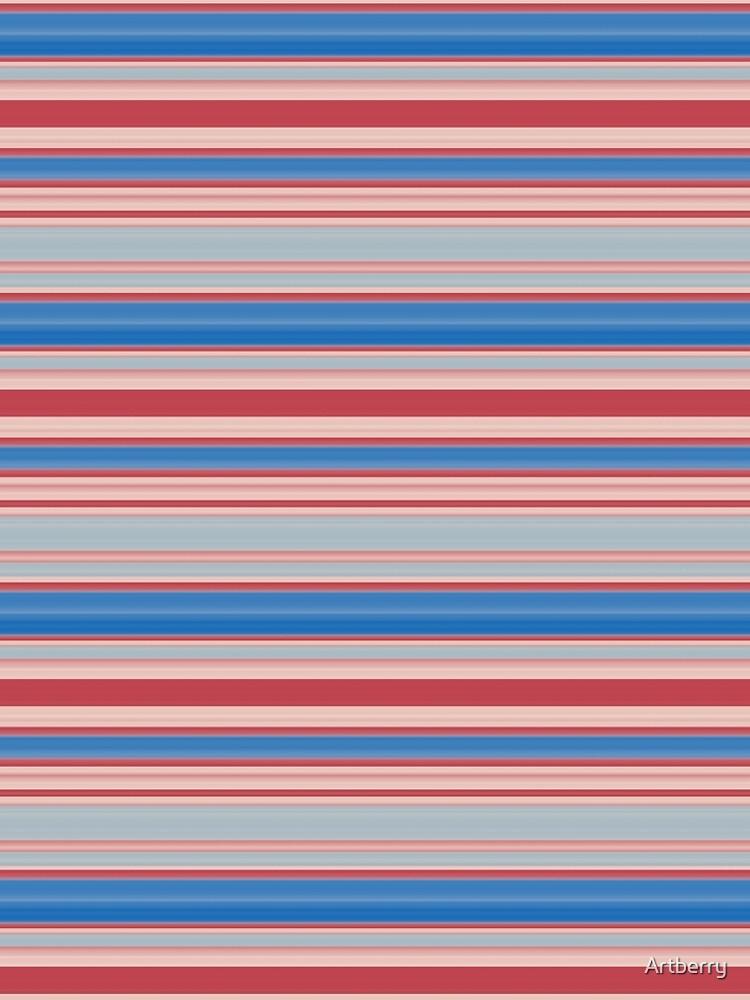 Stripes 310515 (13) by Artberry
