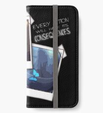 Strange Like That iPhone Wallet/Case/Skin