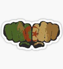 Algeria! Sticker