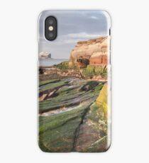 East Lothian coast iPhone Case/Skin
