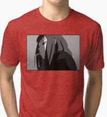 Camiseta de tejido mixto Mamimi - FLCL