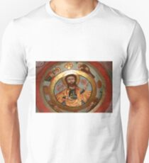 St Mina Coptic Church ceiling Unisex T-Shirt