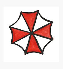 Umbrella Corporation Photographic Print