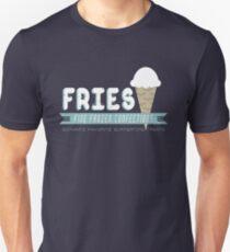 Fries Fine Frozen Confections - Mr. Freeze T-Shirt