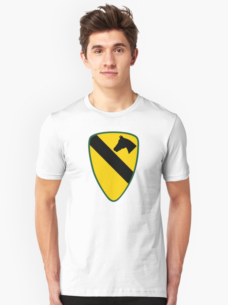 1st Cavalry Unisex T-Shirt Front