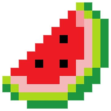 Melon Pixel by eazypeazy