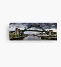 Newcastle Upon Tyne Canvas Print