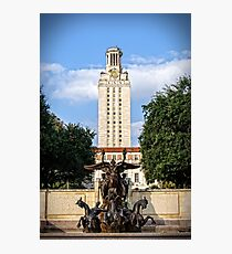 The University of Texas Tower Photographic Print