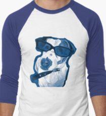 Rocking Jack Russell Men's Baseball ¾ T-Shirt