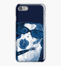 Rocking Jack Russell iPhone Case/Skin