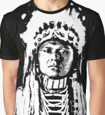 BLANKET OF THE SUN-NEZ PERCE Graphic T-Shirt