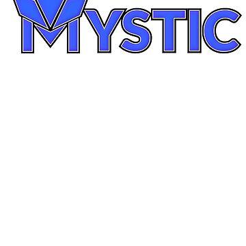 Team Mystic! by Yoash