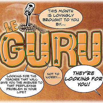 This Month's Sponsor - the Guru by Paulreynolds