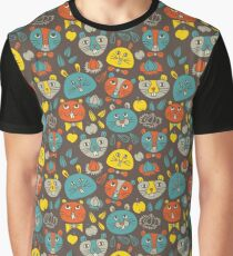 Hamsters Graphic T-Shirt