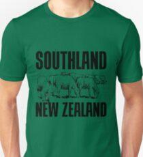 SOUTHLAND, NZ Unisex T-Shirt