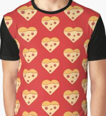 Pizza is Love Graphic T-Shirt