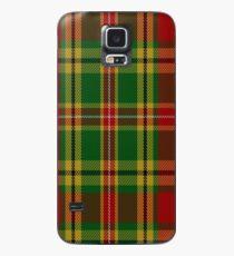 02293 Picante Nameless Tartan  Case/Skin for Samsung Galaxy