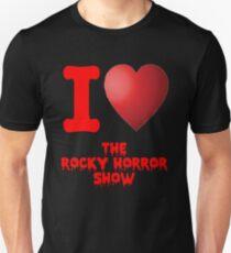 I Heart The Rocky Horror Show T-Shirt