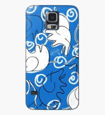 Elefantes en Azul by VIXTOPHER Case/Skin for Samsung Galaxy