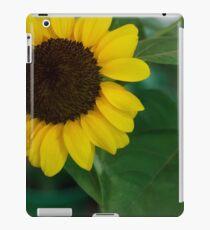 Sunny flower iPad Case/Skin