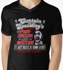 Captain Spaulding Fried Chicken & Gasoline T-Shirt