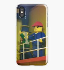 Lego man iPhone Case/Skin