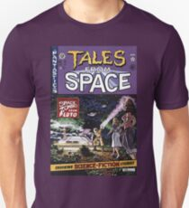 Back to the Future Tales from Space comic cover T-Shirt