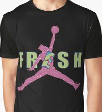 Fresh Prince Jumpman Graphic T-Shirt