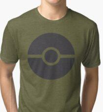 Pokéball minimalist Tri-blend T-Shirt