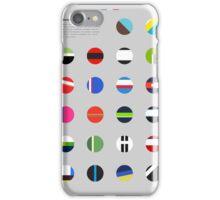 The Teams : Tour de France 2014 iPhone Case/Skin